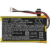 cellePhone Batterie Li-Polymer Compatible avec Leapfrog LeapPad 3 (Remplacement pour MLP654677) - 2500 mAh