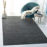 Safavieh Vision Collection VSN606D Modern Contemporary Ombre Tonal Chic Area Rug, 6' x 9', Grey