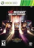 Midway Arcade Origins - Xbox 360 (Video Game)