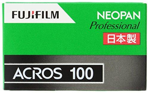 FUJIFILM 黒白ネガフイルム ネオパン 100 ACROS 35mm 36枚 1本 135 ACROS100 NP 36EX 1