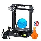 Aibecy LOTMAXX SC-10 - Kit stampante 3D da scrivania, stampa silenziosa, 235 x 235 x 280 mm, volume di compilazione con touchscreen da 3,5 pollici
