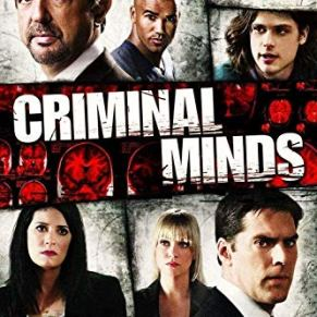 JDFKK Rompecabezas para Adultos Rompecabezas Clásicos 1000 Piezas - Rompecabezas De La Serie Criminal Minds TV