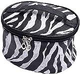 hhkty □ Ultra-Popular del Estampado Leopardo Bolsa de cosméticos de Moda Bolsa de Almacenamiento de Bolsa de Viaje Hecho en Inicio