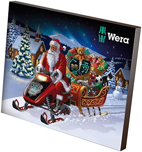 Wera, calendario dell'Avvento, 05136600001