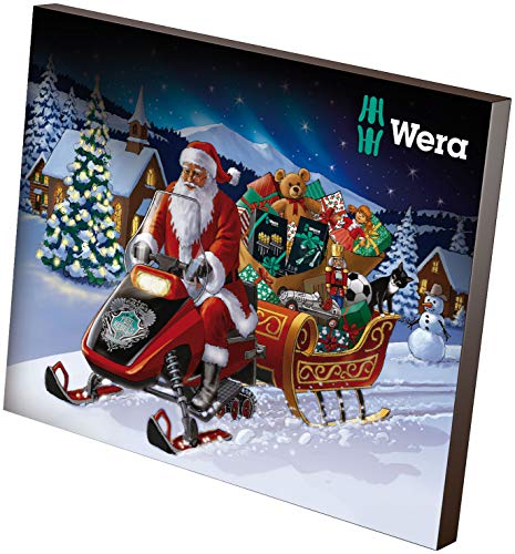 Wera, calendario dell'Avvento, 05136600001