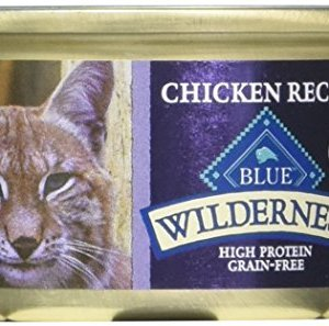 Blue Buffalo Wilderness Chicken Canned Cat Food, Large