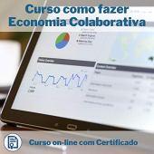 Curso Online em videoaula de como fazer Economia Colaborativa com Certificado