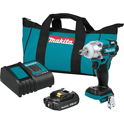 Makita XWT11SR1 18V LXT Lithium-Ion Compact Brushless...