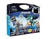 Playmobil - 5609 - Figurine - Valisette Chevaliers Dragon Asie