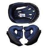 Helmet Liner for FreedConn BM2-S Motorcycle Bluetooth Helmet, Removable & Washable (Size Between XL & XXL)