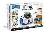 Clementoni - 12087 - Sapientino - Mind Designer Robot Educativo Intelligente, gioco educativo 7 anni elettronico - robot educativo bambini, robot coding