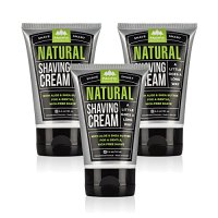 Pacific Shaving Company Natural Shaving Cream - Safe, Natural, and Plant-Derived Ingredients for a...