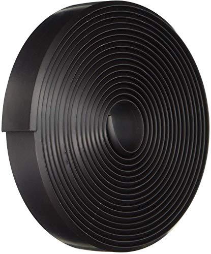 Vovo Boundary Marker, 13 Feet Magnetic Boundary Markers Strip Woks for Neato and Shark Robotic Vacuum Cleaner, Alternative Accessory Tapes with Sticker, Black