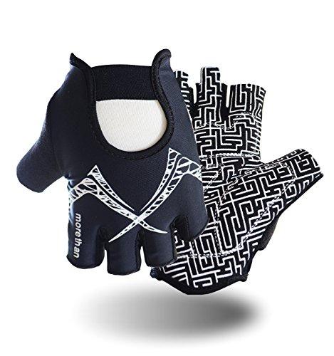 calli guanti antiscivolo per allenamento fitness guanti antiscivolo in palestra, sollevamento pesi e...