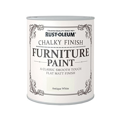 Rust-Oleum RO0070002G1 - Pintura De Chalky Finalizar Muebles