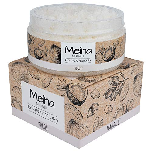 Meina | Organische gezichts- en lippeeling voor mannen en vrouwen