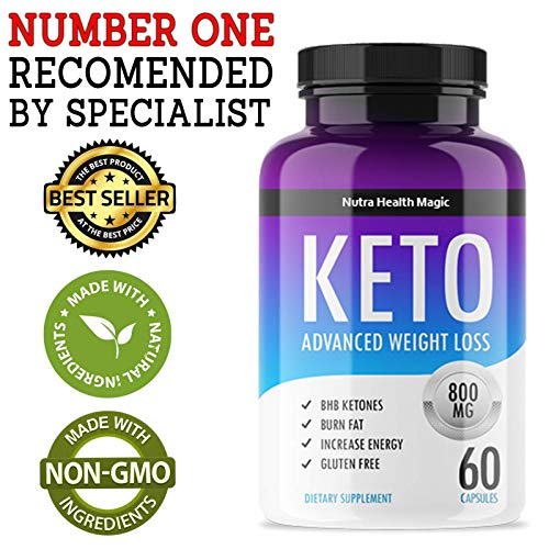 QFL NUTRA Keto Diet Pills - exogenous Ketones-Utilize Fat for Energy with Ketosis - Boost Energy & Focus, Manage Cravings, Support Metabolism - Keto BHB Supplement for Women and Men - 90 Day Supply 8