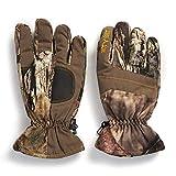 Hot Shot Men's Camo Defender Glove – Mossy Oak Outdoor Hunting Camouflage Gear