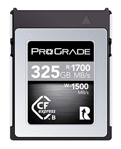 ProGrade Digital (プログレードデジタル) 【CFexpress Type B】 COBALT 1700R 正規輸入品 (325GB)