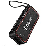 Bluetooth Speakers Portable BANG X7 2020 - Powerful 20W Deep High-End Sound & Bass - 25 Hours Battery - IPX7 Waterproof True Stereo Bluetooth Speaker Wireless TWS, Built-in Mic - Outdoor, Travel Party