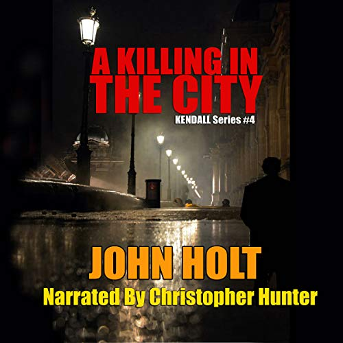 A Killing in the City cover art