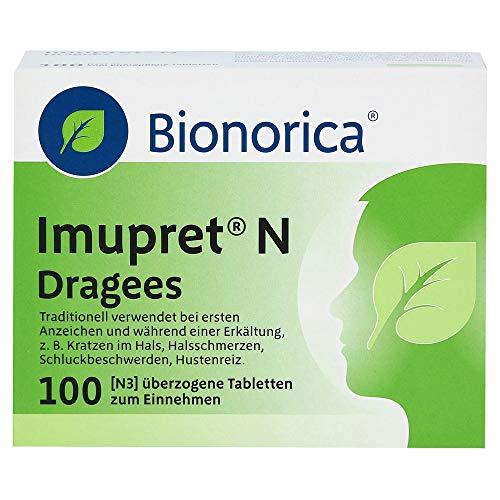 Imupret N Dragees, 100 St. Tabletten