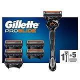 Gillette ProGlide Maquinilla de Afeitar Hombre con Tecnología Flexball + 6...