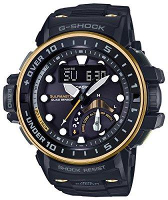 CASIO G-Shock GWN-Q1000GB-1AJF GULFMASTER MULTIBAND 6 Wristwatch