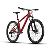 Diamondback Bicycles Hook 27.5 Wheel Mountain Bike, Red, Large