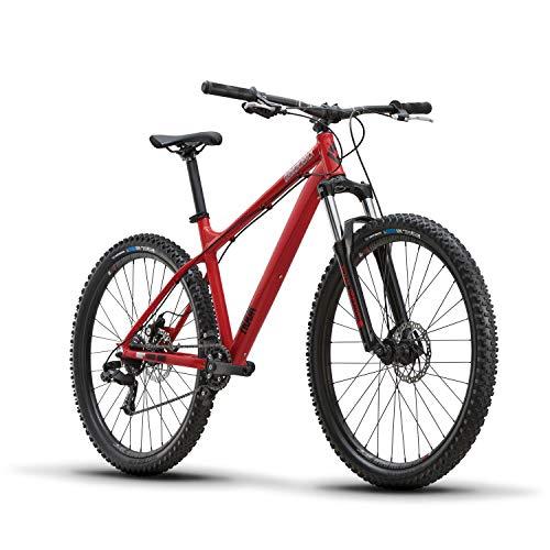 Diamondback Bicycles Hook 27.5 Wheel Mountain Bike, Red,...