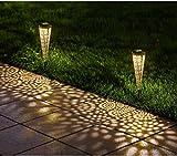Solar Pathway Lights...image