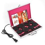 16Pcs Basalt Hot Stones Set Hot Rocks Massage Stones Kit with Heater Box for Body Massage (Include Hot Stone)