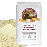 100% Organic Artisan Bread Flour - 25 lbs - Type 80 Old World Blend