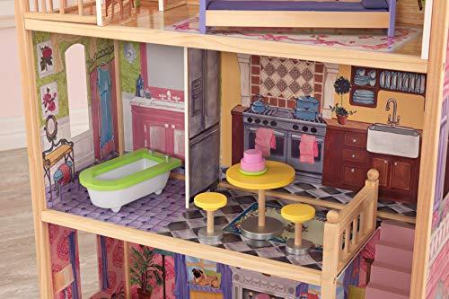 Image 5 - Kidkraft - 65092 - Maison de Poupées en Bois Kayla [Exclusif Amazon]
