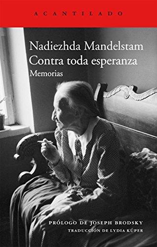 Contra toda esperanza: Memorias: 258 (Acantilado)