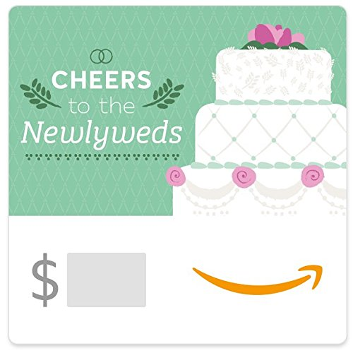 Amazon eGift Card - Wedding Cake