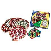 Learning Resources LER5060 Spielspaß mit Pizzabruchteilen