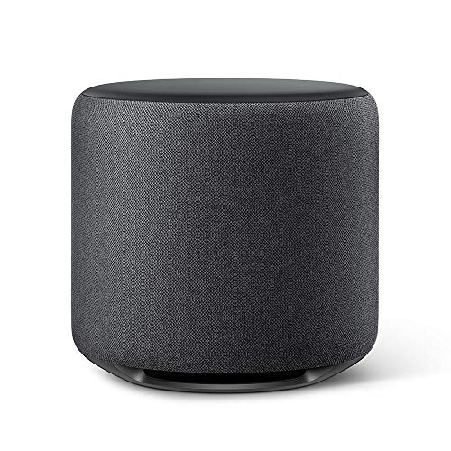 Echo Sub - Powerful subwoofer for your Echo – requires compatible Echo device