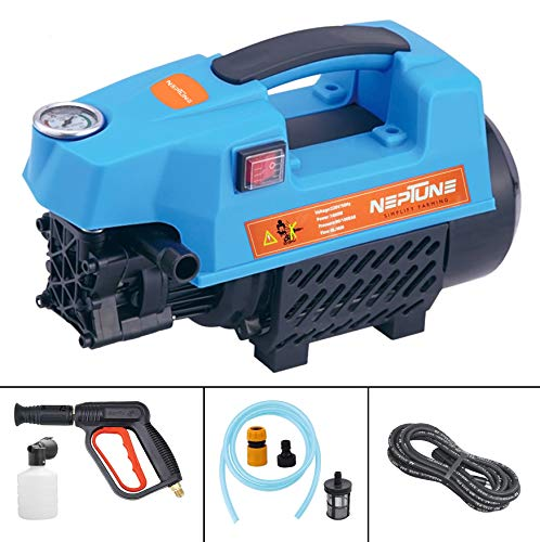 Neptune Simplify Farming Plastic Portable High Pressure Household Electric Bicycle Washing Device Cleaning Machine Car Wash Pump