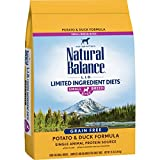 Natural Balance Limited Ingredient Diets Small Breed Dry Dog Food, Potato & Duck, 12 Pounds (Discontinued by Manufacturer)