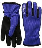 Spyder Women's Stryke Fleece Conduct Glove, Blue My Mind, Medium