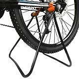 Ibera Soporte De Bicicleta Uso Fácil, Altura Ajustable, Soporte Mecánico Plegable para Reparación...