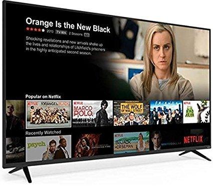 Vizio 1080p Full-Array LED Smart TV, 40'