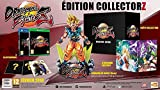 "Contient : Le jeu Dragonball Fighter Z sur Xbox One Le diorama de Goku (18cm) avec un coloris exclusif ""Manga Dimension"" 3 illustrations Un steelbook exclusif Une boîte collector Z"