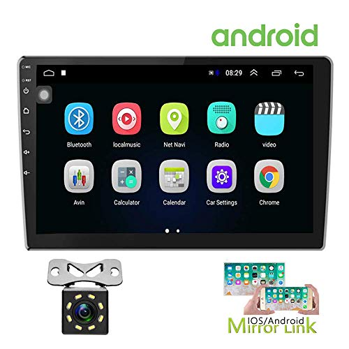 51xQDzHHFFL - Best Double Din Head Unit Reviews