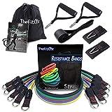 TheFitLife Bandas Elasticas Fitness Musculacion - Tubos de Entrenamiento para Deportes Interiores o...