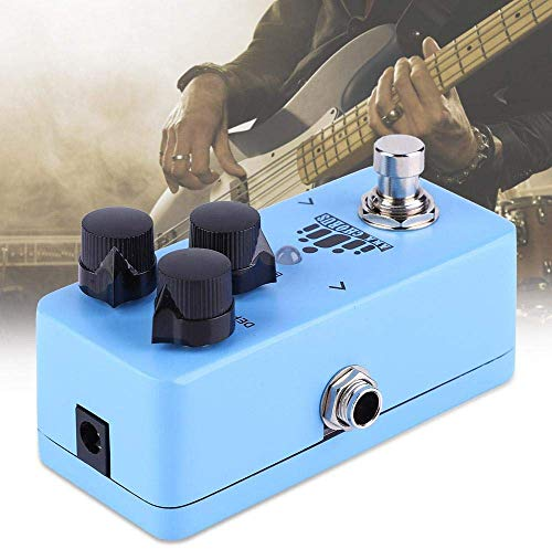 SWEET Guitar Effect Pedal 96KHz / 24-bit Digital-to-analog Converter with Low Noise/High Performance Pure Analog Chorus