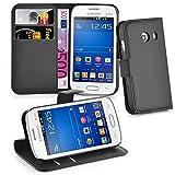 Cadorabo Coque pour Samsung Galaxy ACE Stlye Noir DE Jais Housse de Protection...
