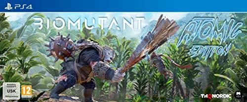 Biomutant Atomic Edition [Playstation 4]