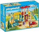 Playmobil - Parc de Jeu avec Toboggan - 9423